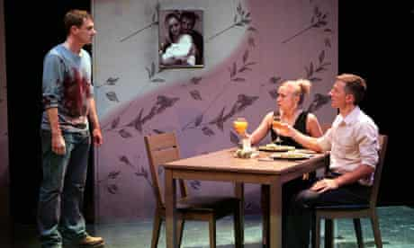 Orphans, by Dennis Kelly, at the Traverse theatre in Edinburgh