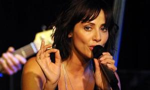 Natalie Imbruglia in concert in London