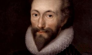 John Donne at the National Portrait Gallery