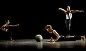 Gelabert Azzopardi Companyia de Dansa at Edinburgh festival Companyia de Dansa