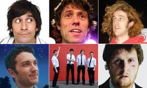 Edinburgh Comedy awards 2009 nominees