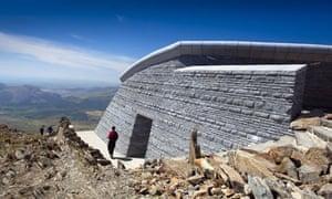 Snowdon Summit Visitor Centre