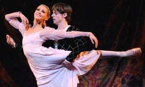 Romeo and Juliet by Mariinsky Ballet at the Royal Opera House