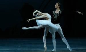 Step-by-step guide to dance: Mariinsky (Kirov) Ballet