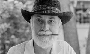 Photographer Bill Jay in Tonto Forest, Arizona