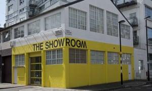 The Showroom Gallery