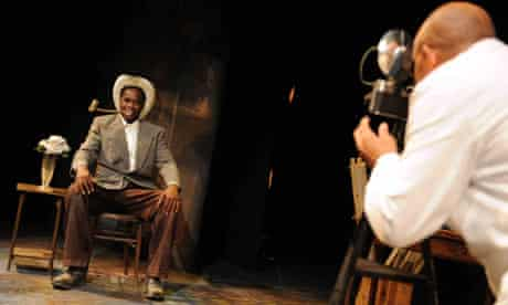Sizwe Banzi Is Dead at the Stephen Joseph Theatre in Scarborough