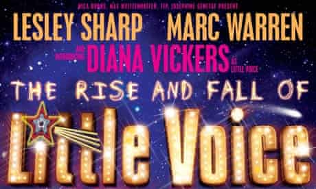 Poster for The Rise and Fall of Little Voice