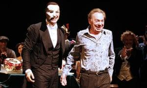 "Broadway s ""The Phantom Of the Opera"" Celebrates 9000th Performance"