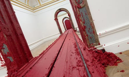 Anish Kapoor's show at the Royal Academy