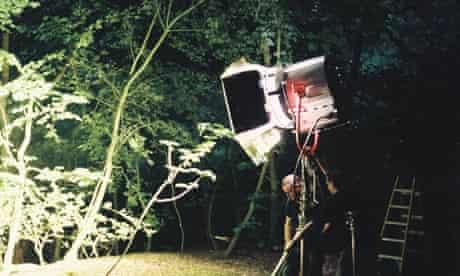Rosalind Nashashibi's film Jack Straw's Castle (2009)
