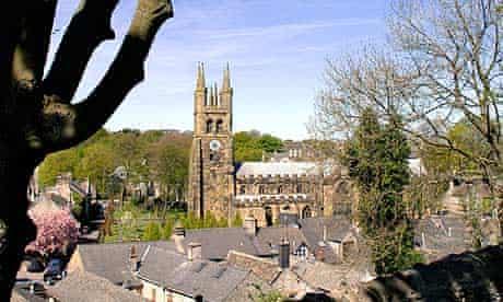 St John the Baptist Church, Tideswell, Derbyshire