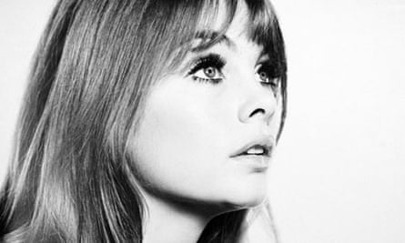 Jean Shrimpton by photographer Brian Duffy