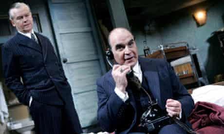 David Yelland and David Suchet in Man and Boy