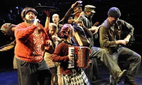 Bertolt Brecht's The Caucasian Chalk Circle at West Yorkshire Playhouse