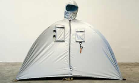 Habitent (1992-93), an item of Refuge Wear by Lucy Orta