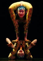 Taking the Kids to Cirque du Soleil - KOOZA - Do512 Family