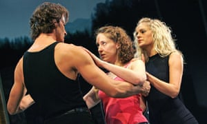 Dirty Dancing at the Aldwych in 2006