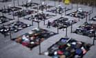 Christian Boltanski's artwork for Monumenta 2010 in Paris