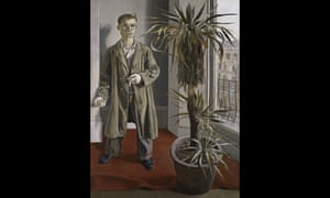 Freud's painting Interior at Paddington