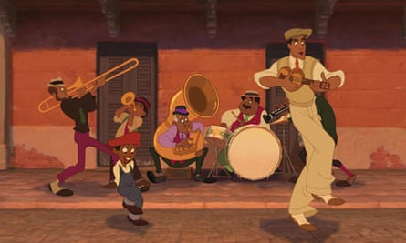 New Orleans - The Princess and the Frog