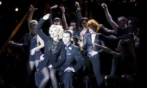 Chicago the Musical at the Cambridge Theatre, London
