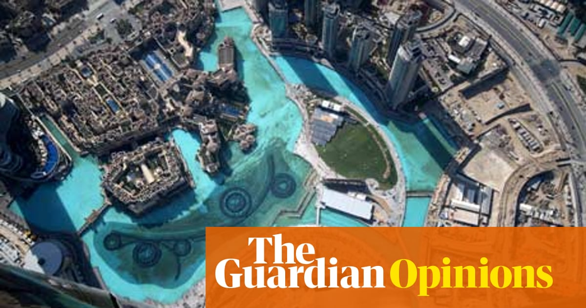 Burj Dubai is the height of architecture – just don't look