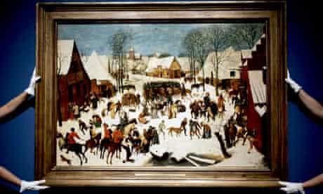 Massacre of the Innocents (1565-7) by Pieter Bruegel the Elder