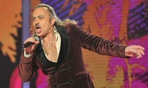 The X Factor Wagner Carrilho