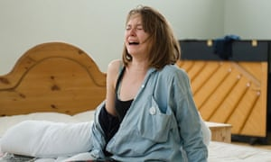 Lydia Wilson as Cate in Sarah Kane's