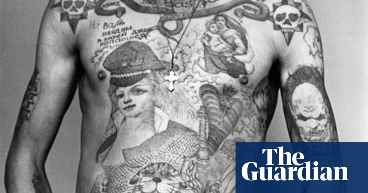 adb439e26830f Russian criminal tattoos: breaking the code | Art and design | The ...
