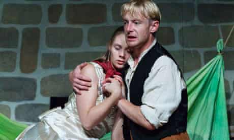A Blood Wedding in Wensleydale - review