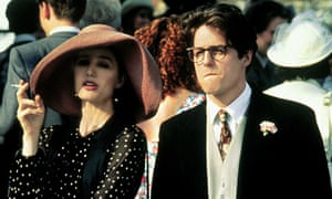 1994, FOUR WEDDINGS AND A FUNERAL