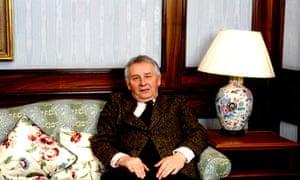 Composer Henryck Gorecki