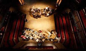 Play it forward ... the redeveloped Royal Shakespeare Theatre in Stratford-upon-Avon.