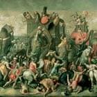 The Battle of Zama, 202 BC, 1570-80
