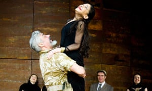 Antony and Cleopatra - Roundhouse