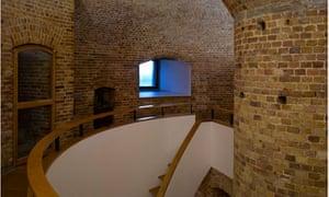 Martello tower stairs
