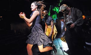 Romeo and Juliet at the Roundhouse, London