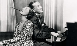 Gertrude Lawrence and Noel Coward in Private Lives