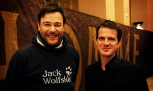 Andreas Scholl and Phillippe Jaroussky