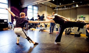 Ballet Boyz
