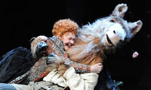 Judi Dench And Oliver Chris In A Midsummer Nights Dream At Rose Theatre Kingston