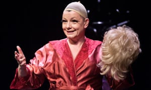 Signs Of A Star Shaped Diva Theatre Review Stage The Guardian