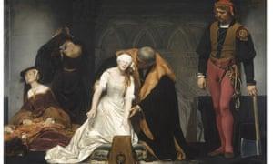 execution lady jane grey