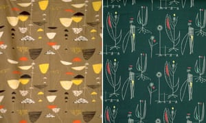 Calyx (1951) and Herb Antony (1956), designed by Lucienne Day