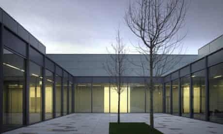 Museum Folkwang, Essen, designed by David Chipperfield