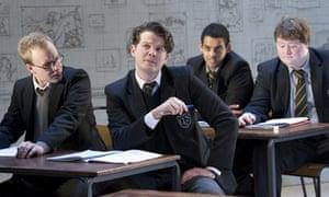 Alan Bennett's The History Boys