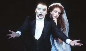High notes: The rise and rise of the Phantom | Stage | The Guardian