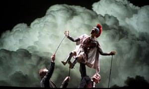 Il Ritorno d'Ulisse in Patria, by Claudio Monteverdi, at the 2009 Edinburgh international festival